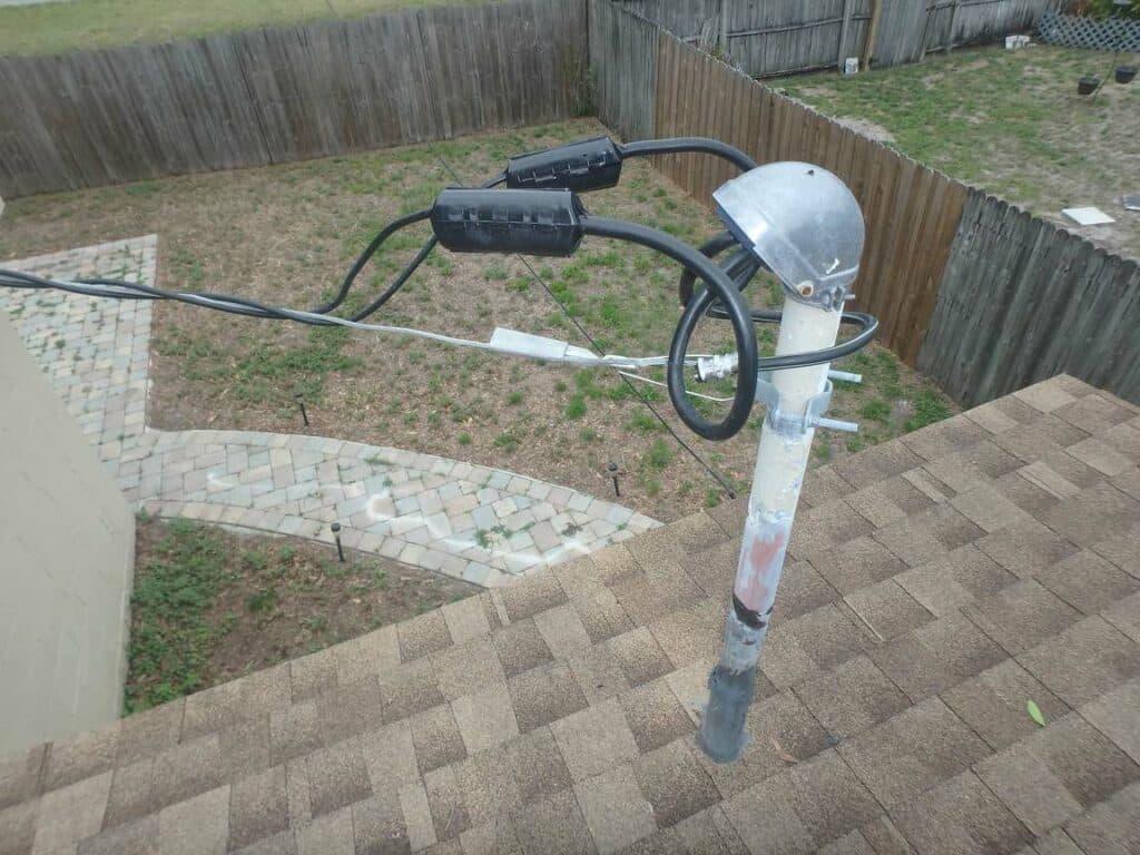 Electrical Mast