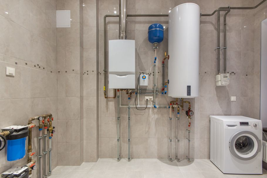 Water Heater Age & Replacement