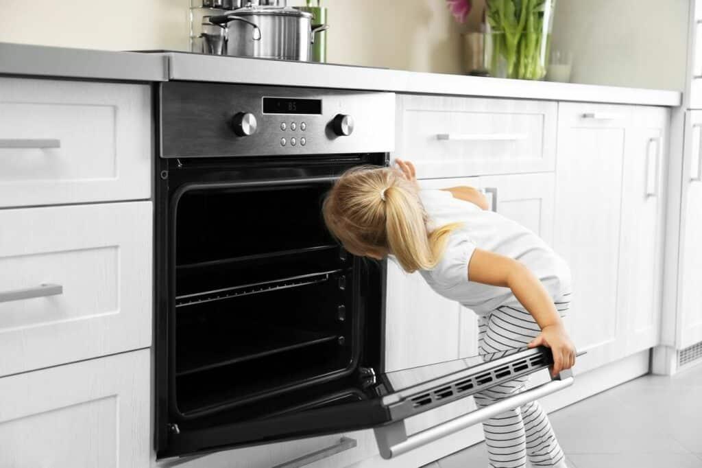 Anti-Tip Brackets for Ovens
