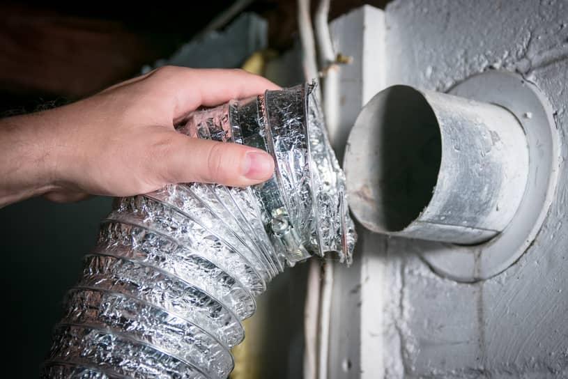flexible dryer duct