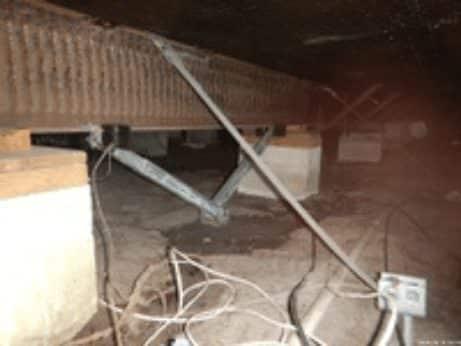 Mobile Home Tie Down Strap