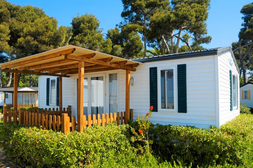 mobile home tie down inspection and certification for tampa florida