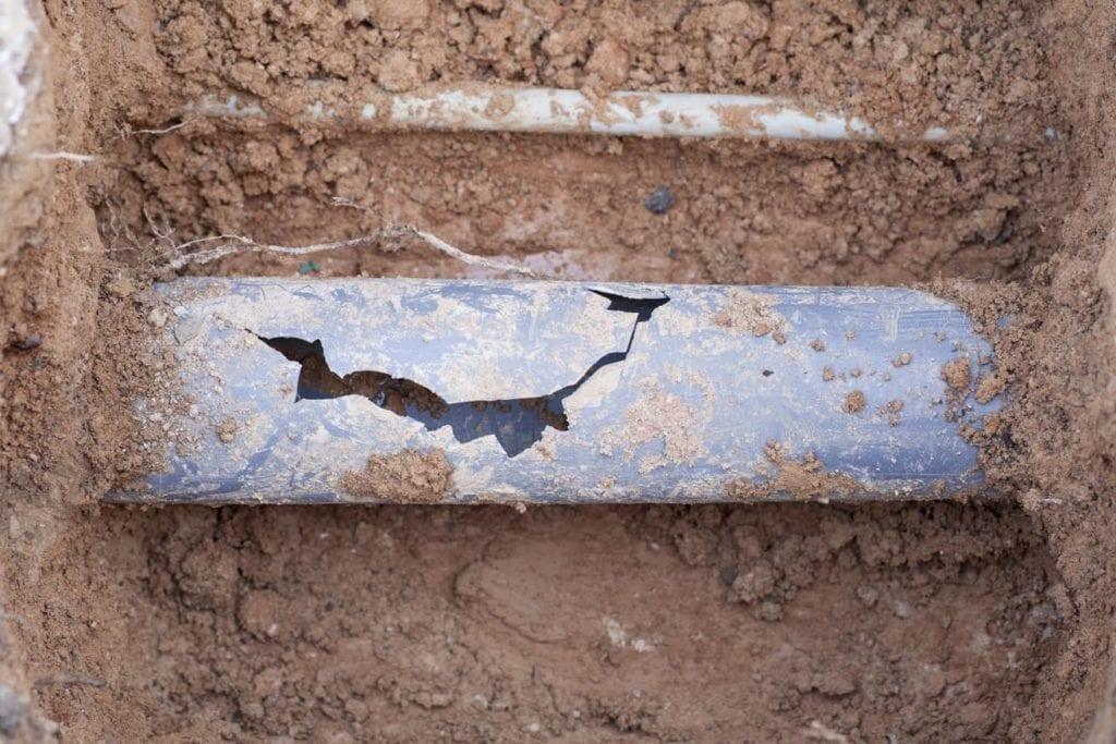 Damaged-Sewer-Drain-Pipe