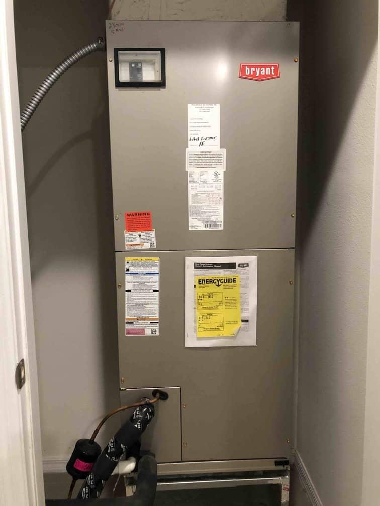 Bryant Air Handler/Heater