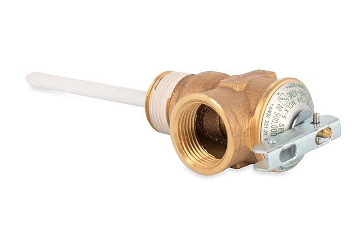 Pressure relief valve from Amazon