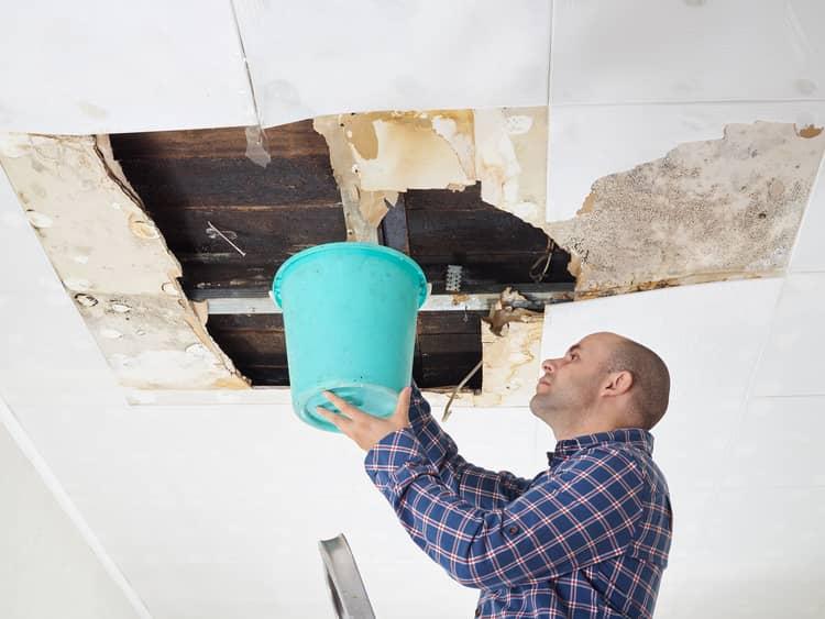 Finding A Water Leak