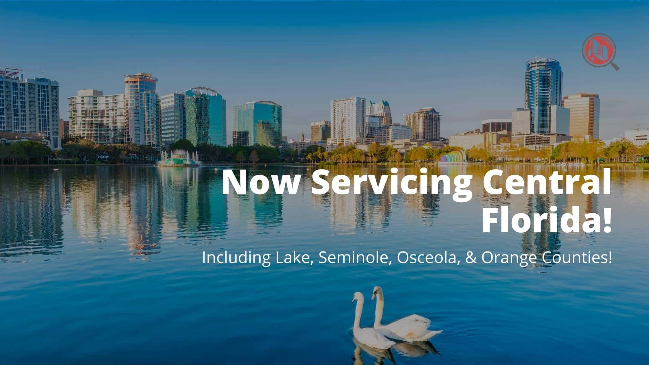 Now Servicing Central Florida (Blog Banner)